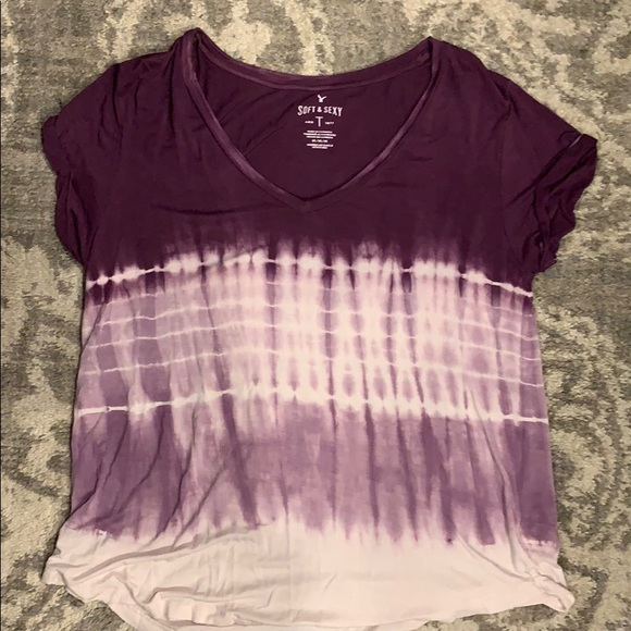 American Eagle Outfitters Tops - Purple Tank